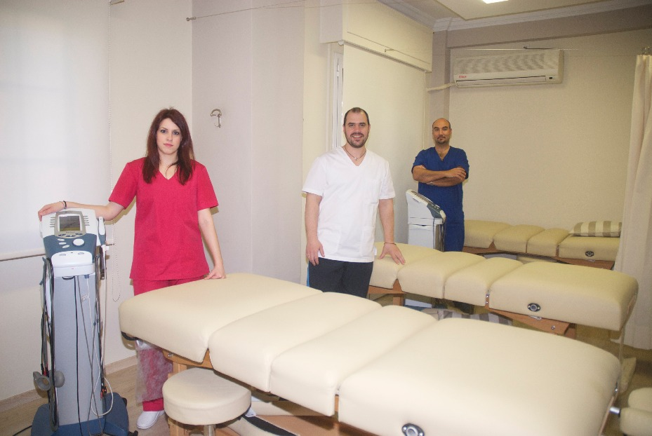Therapia Κέντρο φυσικοθεραπείας Αθήνα Παγκράτι